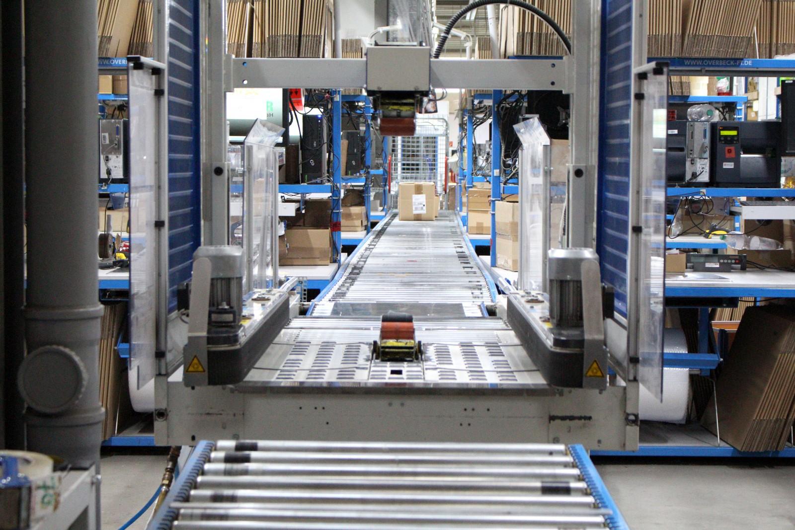 Autoteile Post - effiziente Logistikprozesse für eine optimale Teileversorgung