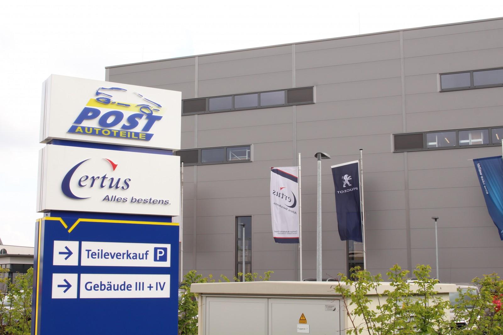 Autoteile Post AG - Freier Ersatzteilgroßhandel seit 1986